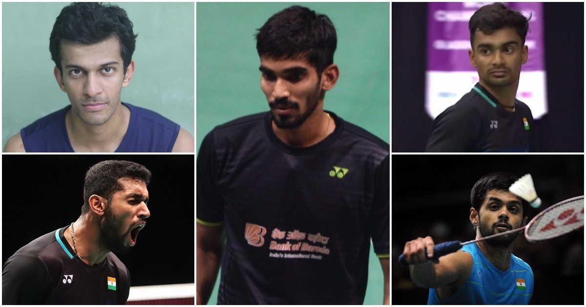 For the first time ever, five Indian men are in the top 20 of the badminton world rankings
