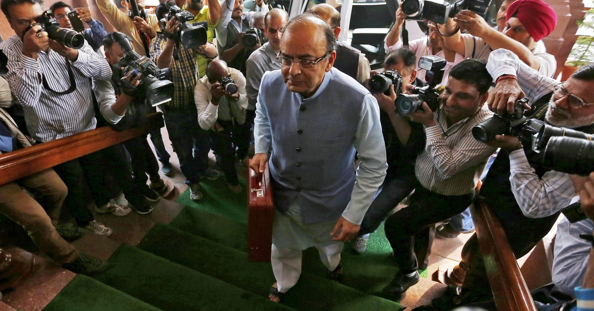 Centre says it will maintain gross borrowing target of Rs 2.08 lakh crore for October-March