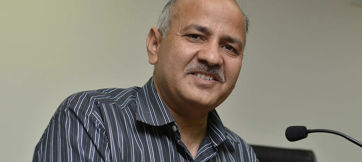 Delhi's Education Minister Manish Sisodia finds saws, hammers in classrooms during school raid