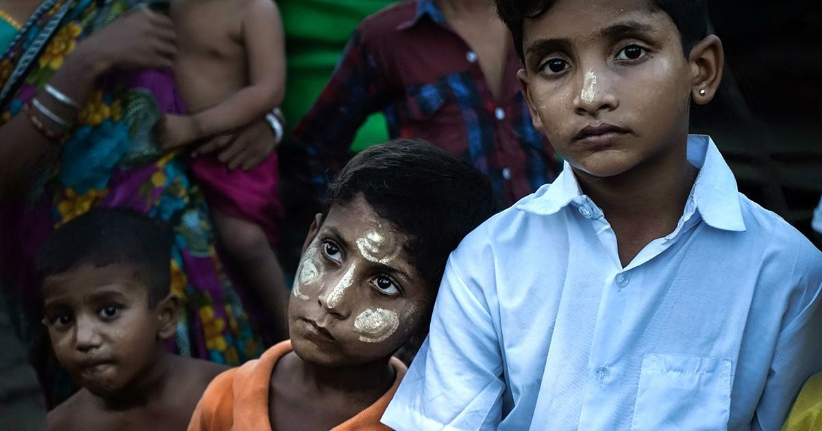 Who really attacked the Rohingya Hindus in Myanmar's Rakhine state?