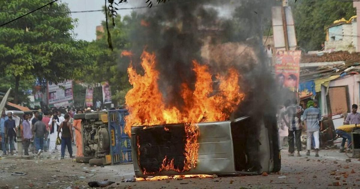 Clashes break out during Muharram, Dussehra processions in parts of Uttar Pradesh and Bihar