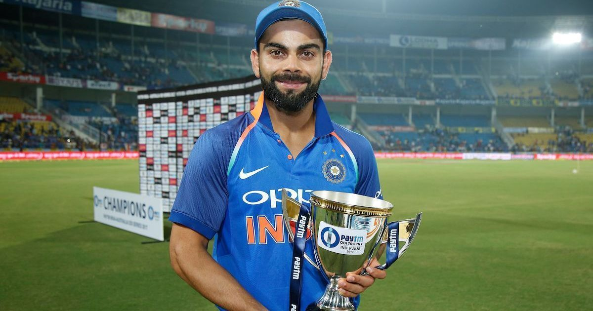 We want to be relentless': Virat Kohli determined to continue India's dominance