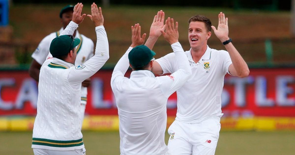 Morne Morkel strikes twice before injury, rain halts South Africa hopes for win on Day 4