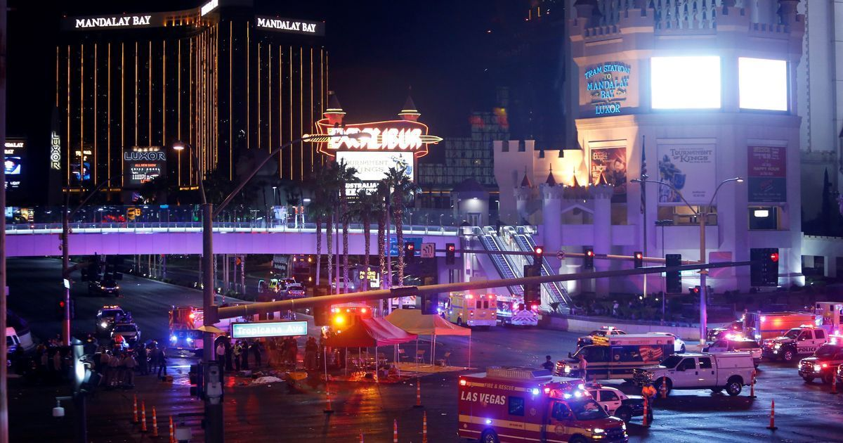 The big news: At least 50 killed in mass shooting in Las Vegas, and nine other top stories