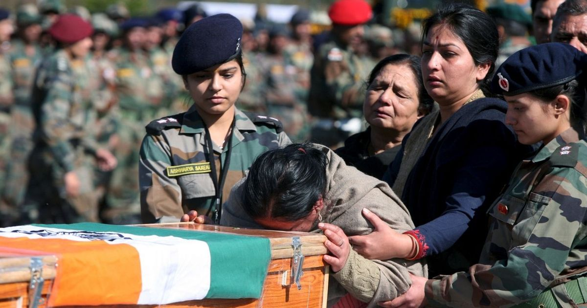 Confessions of a pacifist Indian Army wife: War is a failure, no matter who wins
