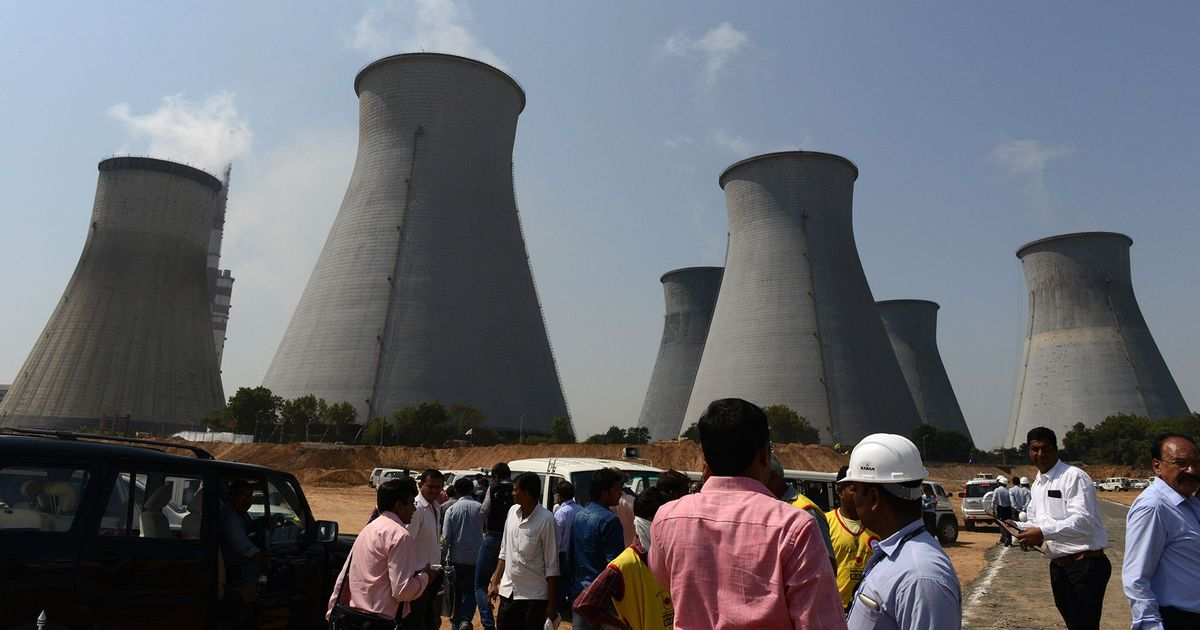 The Daily Fix: Polluting coal power plants undermine India's climate change mitigation commitments