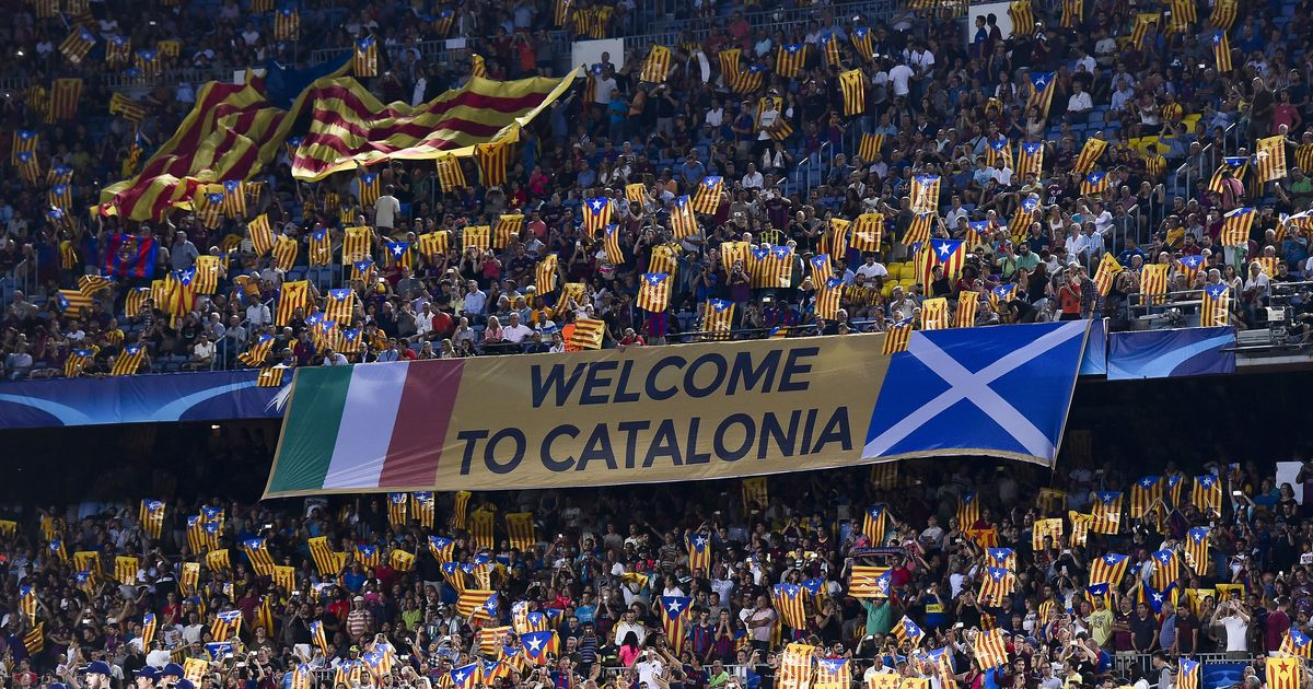More than a club: Why FC Barcelona is at the forefront of the Catalan referendum