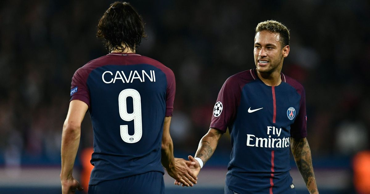 Things Are Sometimes Blown Up Neymar Penalty Drama Has Calmed Down Says Edison Cavani