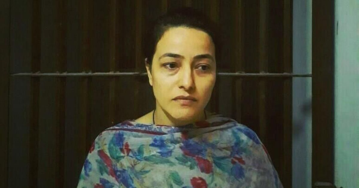 Ram Rahim's adopted daughter Honeypreet Insan sent to six-day police remand
