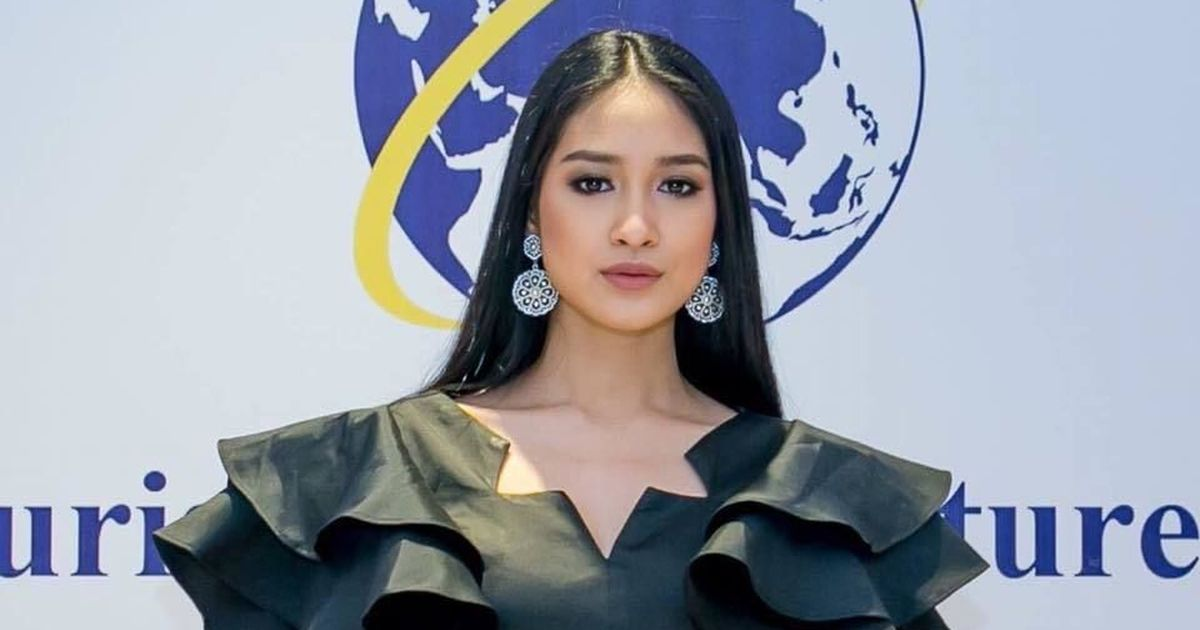Myanmar beauty pageant winner claims her title was revoked for speaking on Rohingya crisis