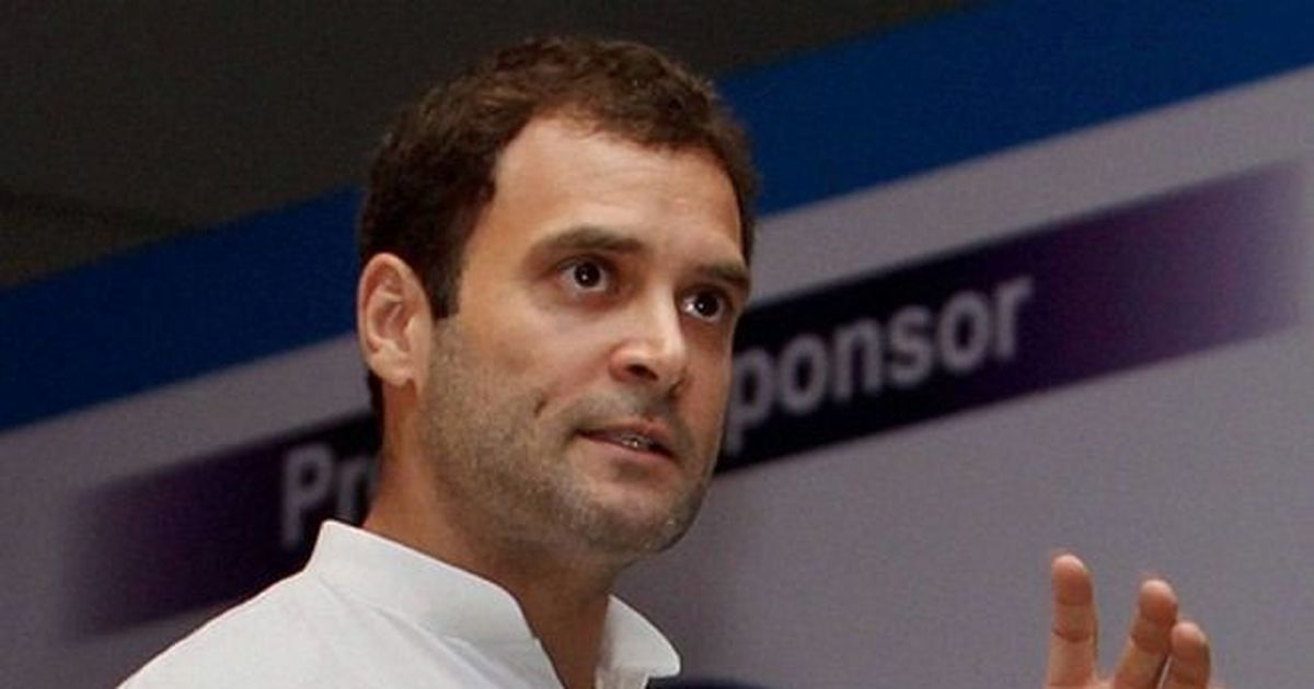If Modi can't address farmers' issues, Congress will do it in six months: Rahul Gandhi in Amethi