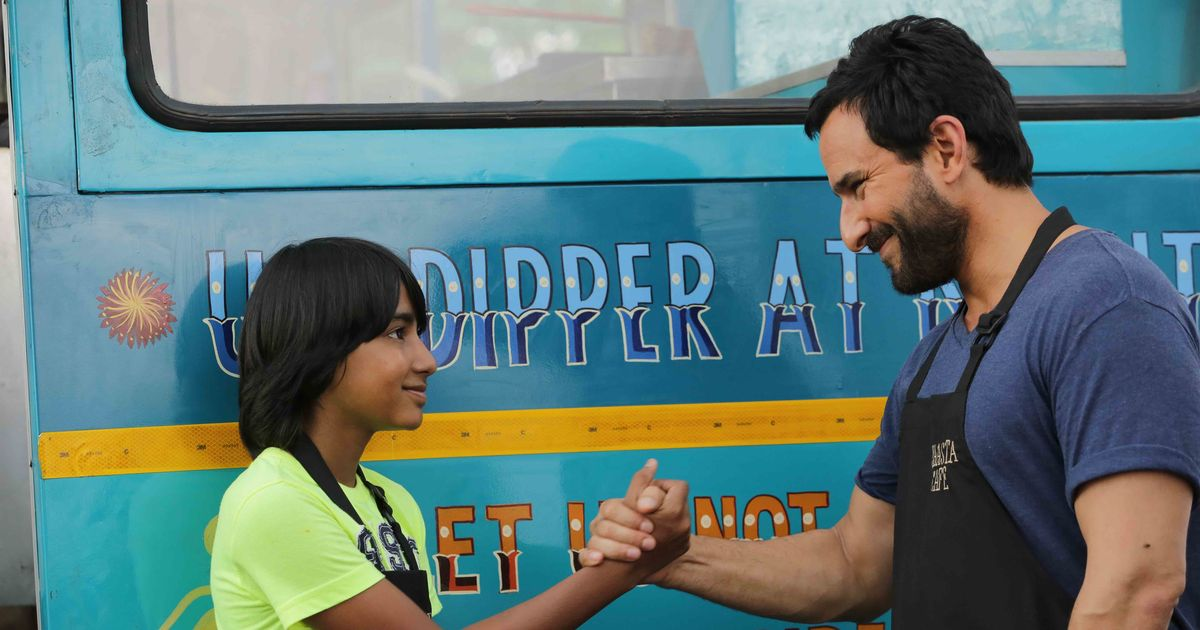 'Chef' film review: Comfort food dished out by a top-form Saif Ali Khan