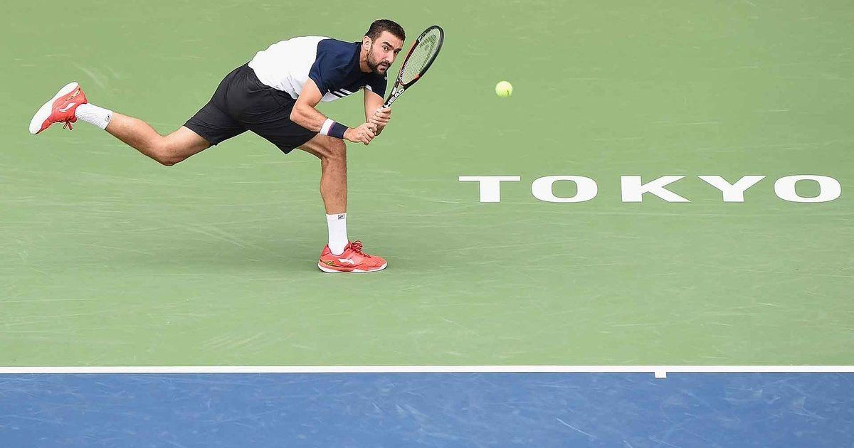 Japan Open: Marin Cilic, David Goffin advance, Kevin Anderson stunned