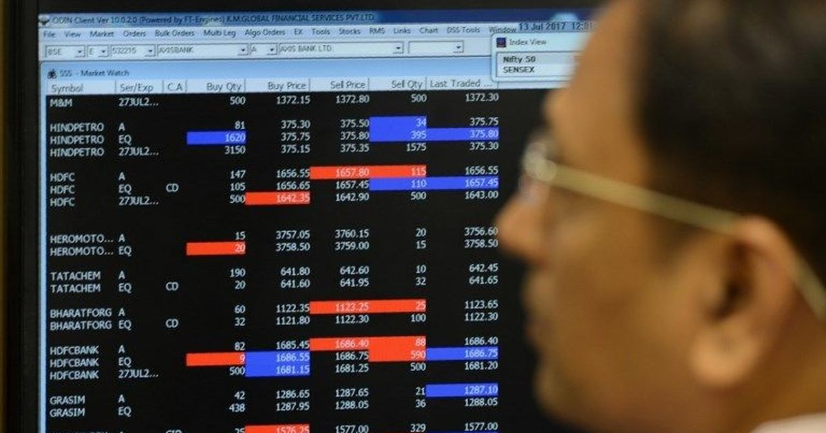 Sensex closes 79 points down, Nifty below 9,900 a day after RBI's monetary policy meet