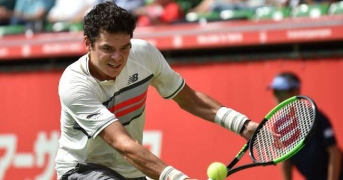 Milos Raonic's nightmare season continues as injury forces him to withdraw in Tokyo