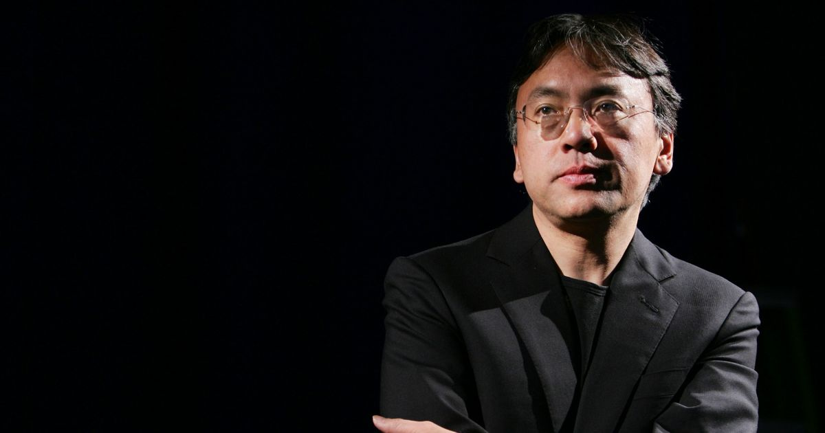 Why writing is like music for the world's newest Nobel laureate for literature, Kazuo Ishiguro