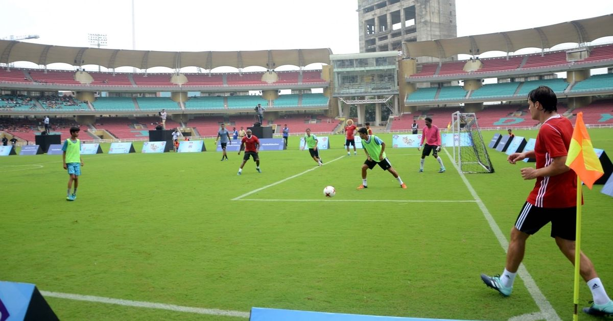 Heat, humidity, hard pitches: How teams are preparing to play in India for the U-17 World Cup