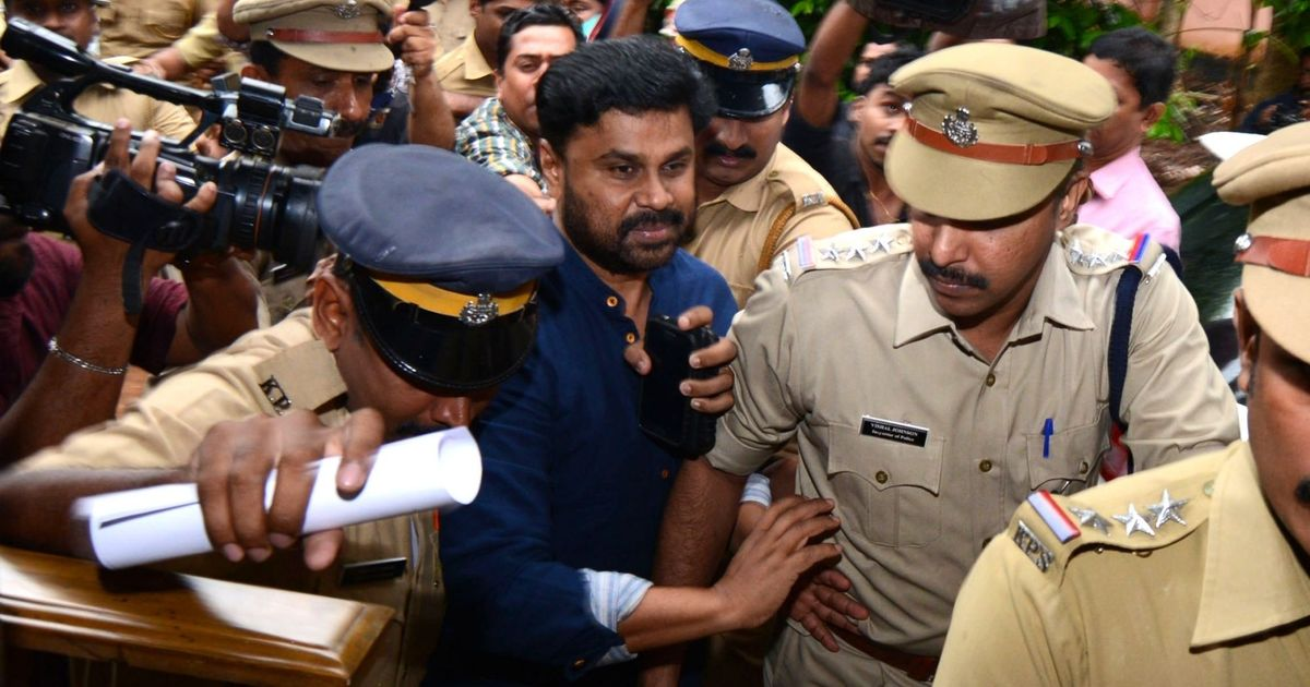 Malayalam actor Dileep refuses to become president of exhibitors' body