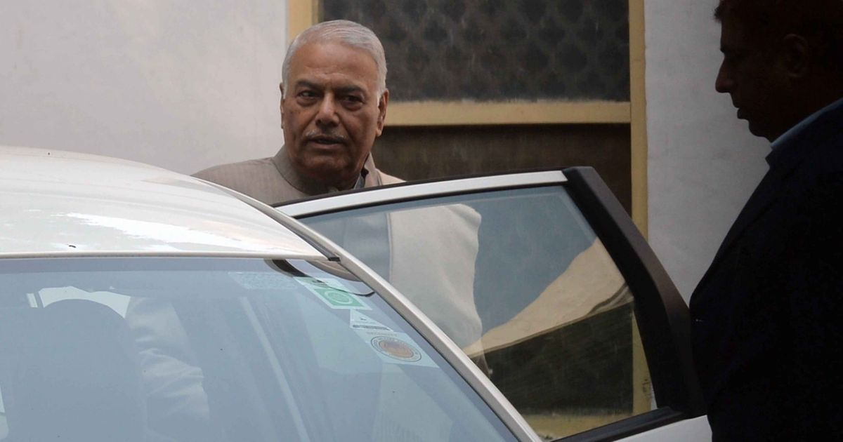 Yashwant Sinha says lack of employment will be a major factor in the 2019 election