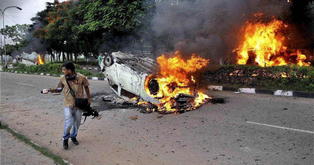 Dera Sacha Sauda case: Police summon 45 sect members over Panchkula violence