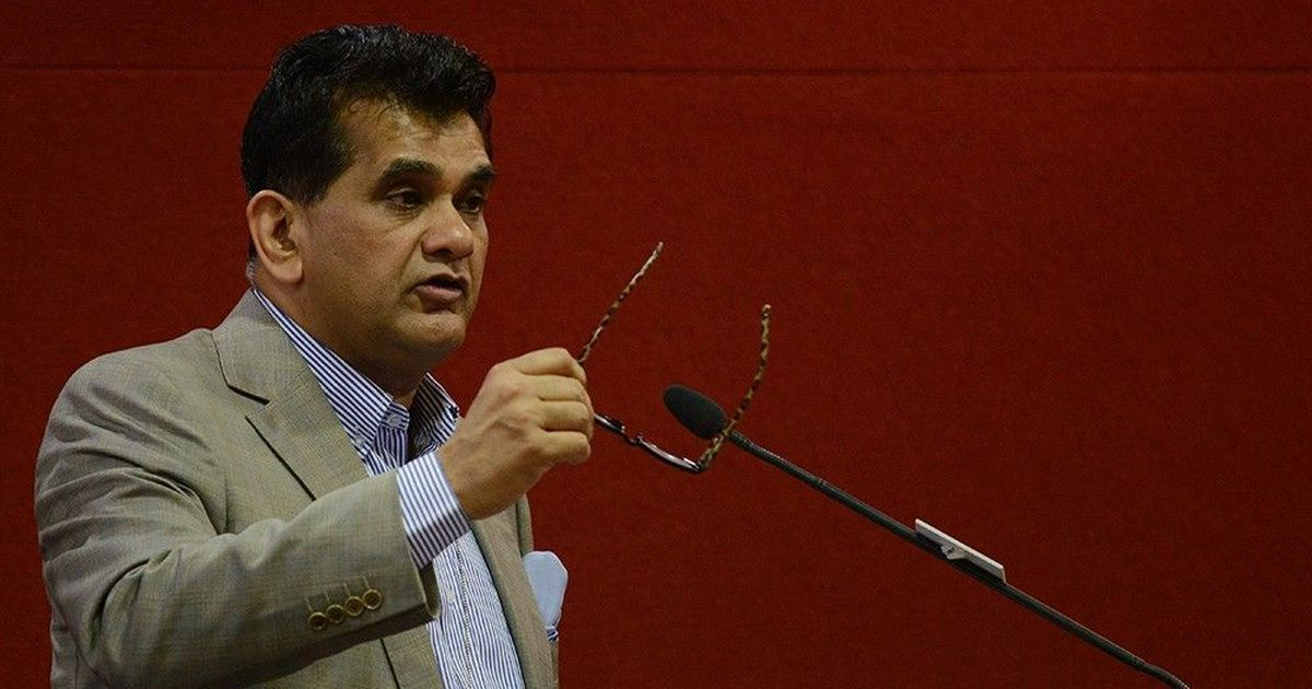Telling people what to eat or drink will hurt the tourism industry, says Niti Aayog's Amitabh Kant