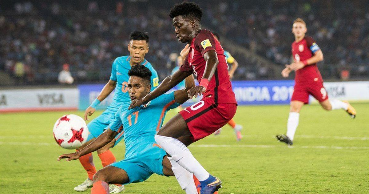 Fifa U-17: India were initiated to World Cup football in the cruellest way possible