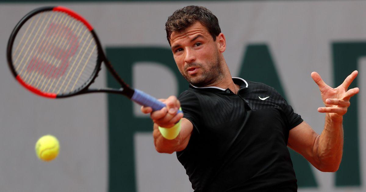 Tennis: Beijing pollution was so bad that it gave Grigor Dimitrov headaches for three days