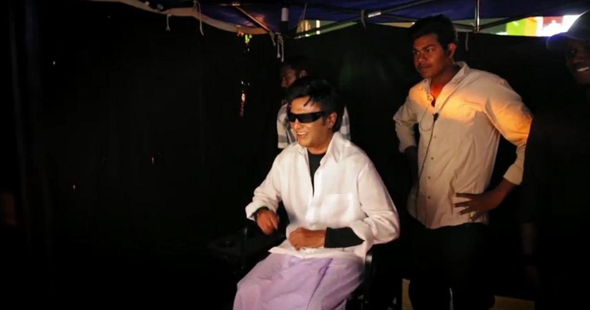 Watch: Behind the scenes of Rajinikanth's 3D movie '2.0'