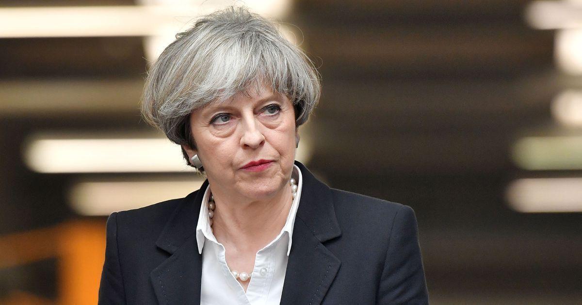 British Prime Minister Theresa May suggests she may sack Foreign Secretary Boris Johnson