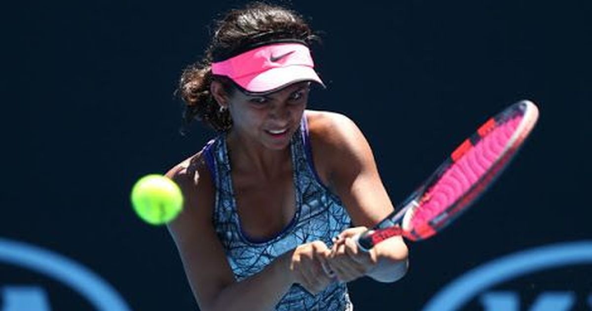 National champion at 16, Mahak Jain is starting to make her mark on Indian tennis
