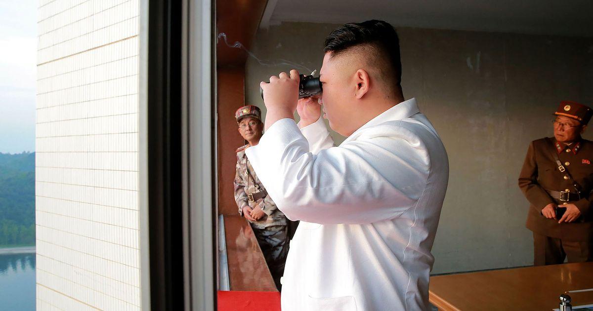US flies bombers over Korean Peninsula, South Korea and Japan join military drill
