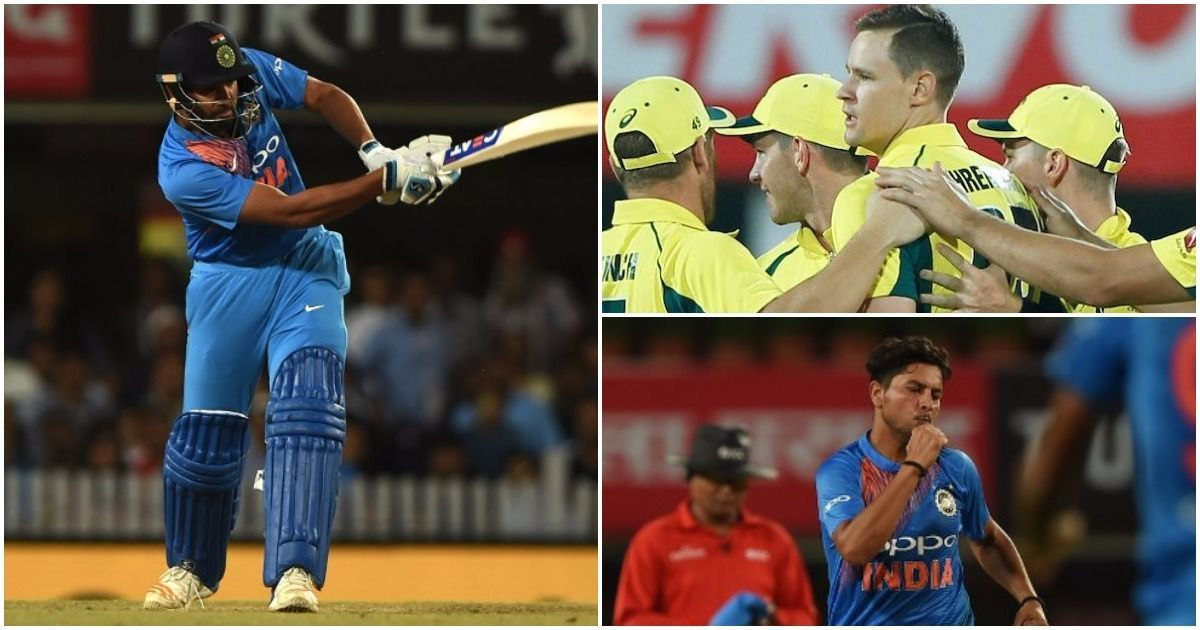 Guwahati T20I, three talking points: The real Australia finally showed up and more
