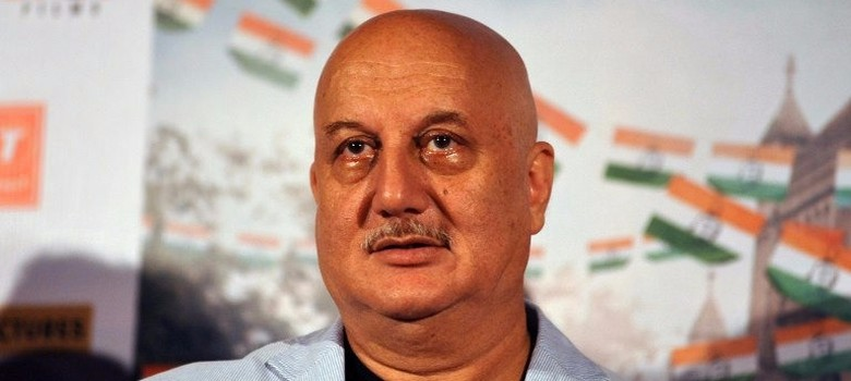 Anupam Kher is the new FTII chairman
