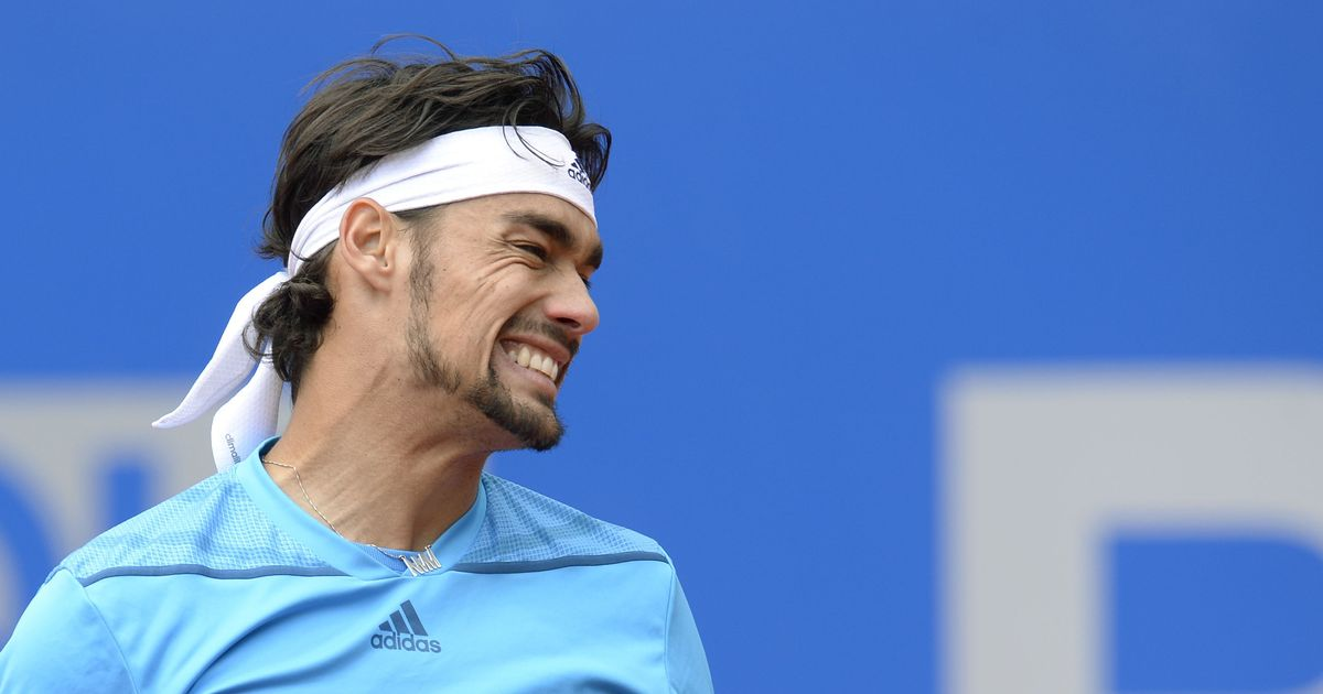 Italian tennis star Fabio Fognini fined for sexist outburst during US Open