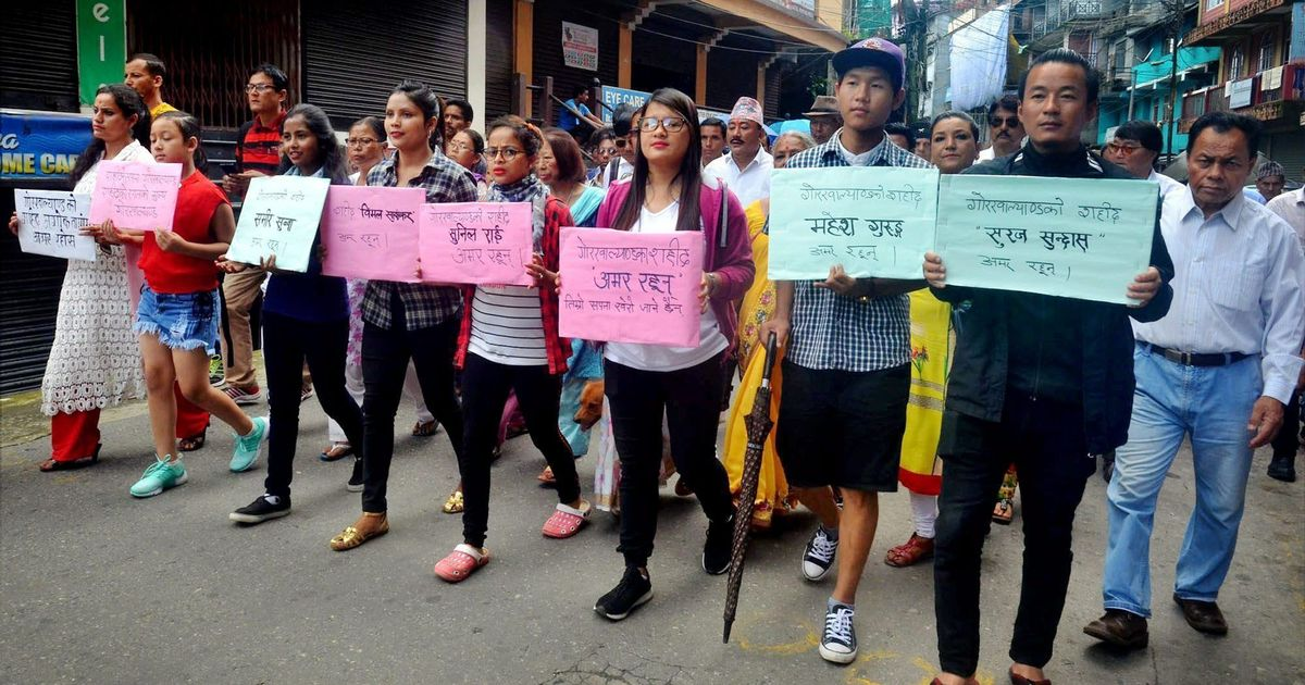 Darjeeling: Police official feared dead after clash with Gorkha Janmukti Morcha