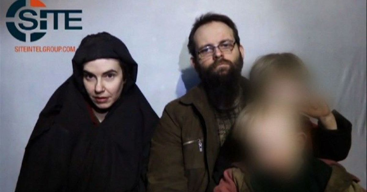 Pakistan troops free family held hostage by Afghan Taliban for five years