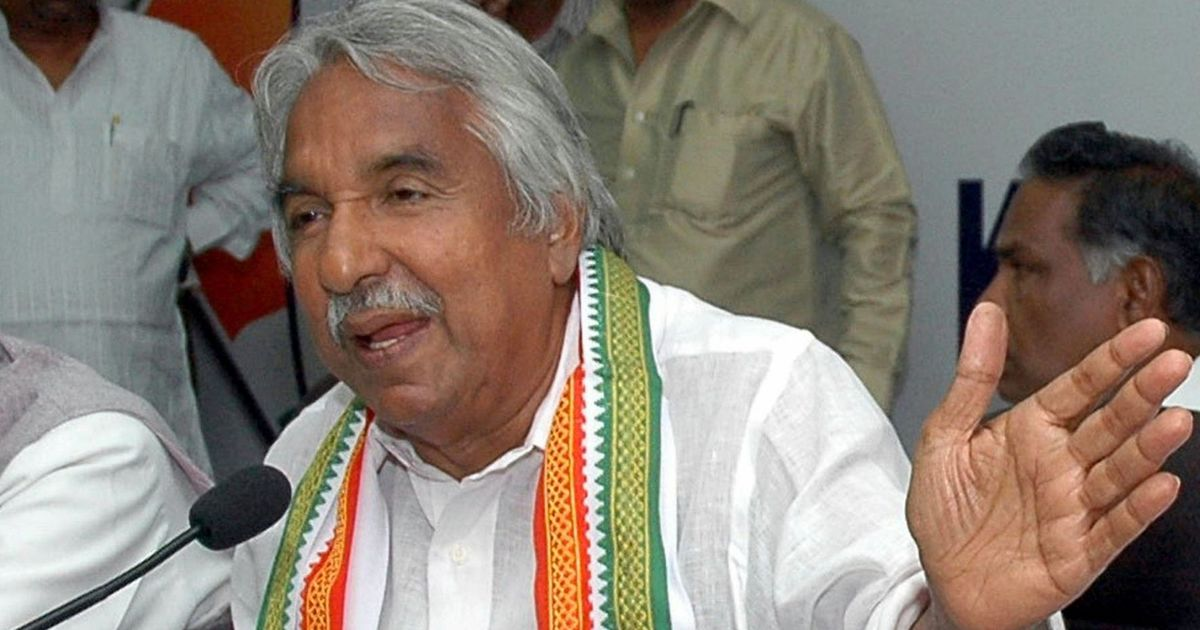 Under investigation in solar scam, can Kerala Congress leader Chandy win back voters' trust?