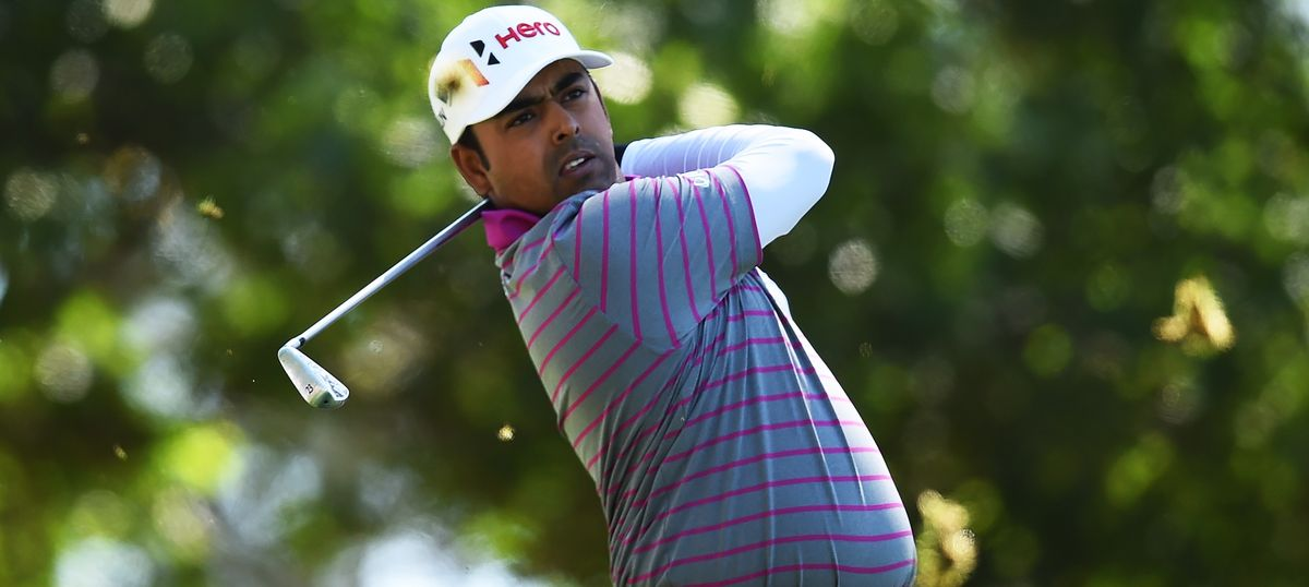 Contrasting fortunes for Anirban Lahiri and SSP Chawrasia on second day of CIMB Classic