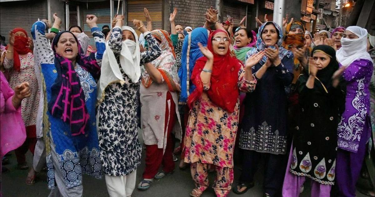 'Not mass hysteria but planned humiliation': Reports of braid chopping stir protests in Kashmir