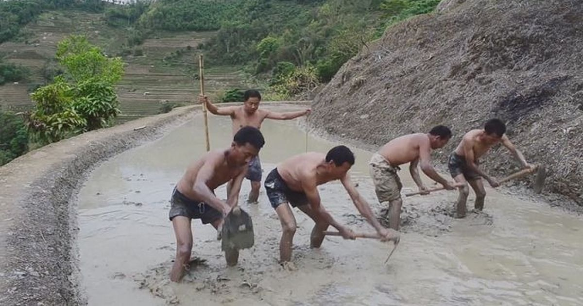 Documentary 'Up Down and Sideways' finds rice and music growing in the hills of Nagaland
