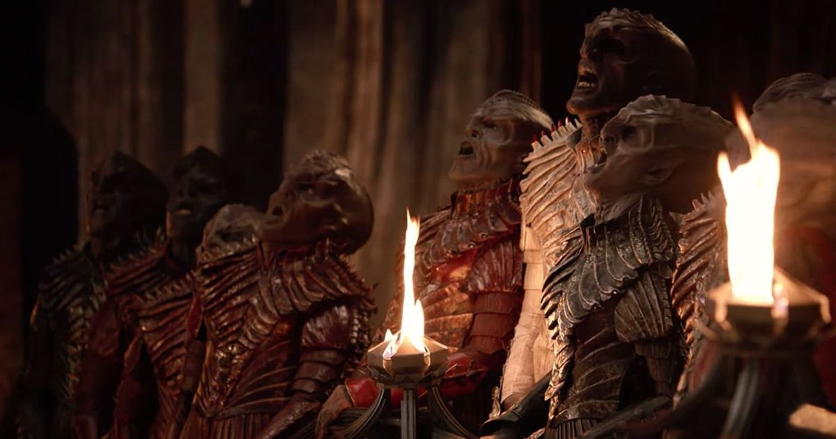 The new, bestial Klingons in 'Star Trek: Discovery' point to a growing intolerance