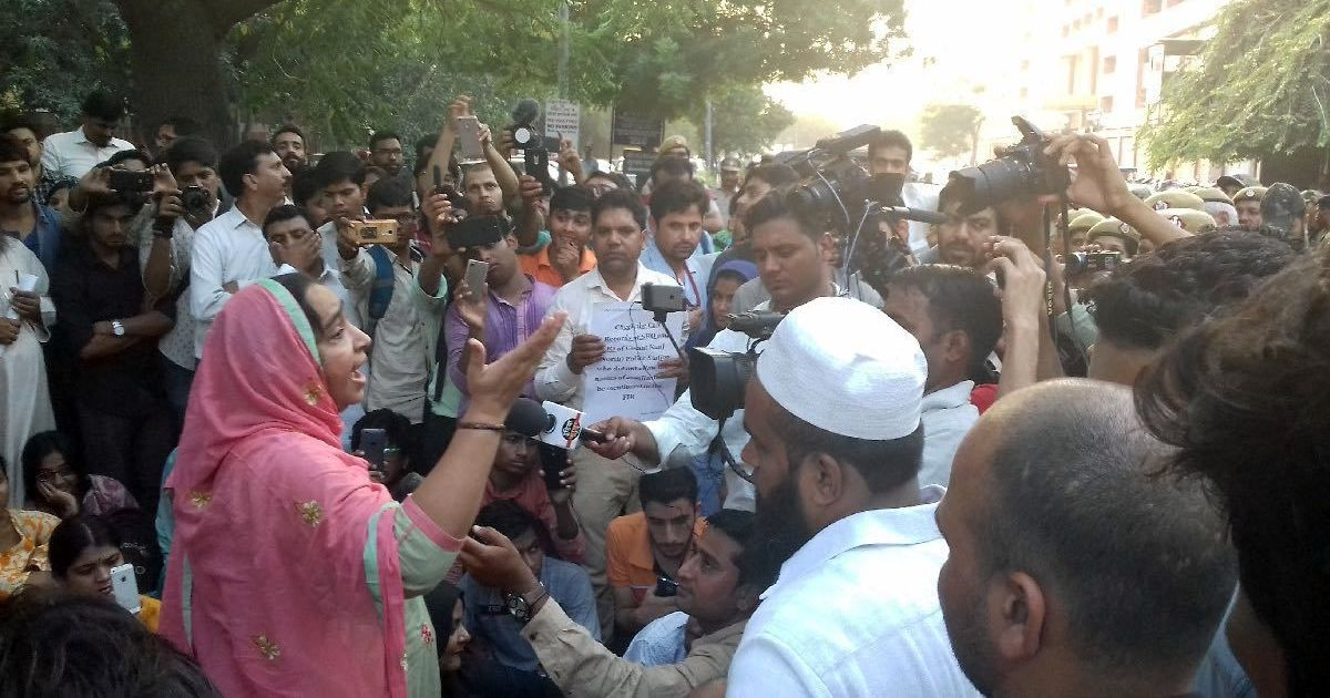 A year after JNU student Najeeb Ahmad went missing, his mother continues to wait for answers
