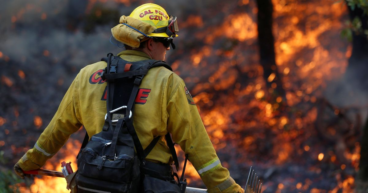 In photos: Toll in California wildfires, deadliest in state's history, rises to 40