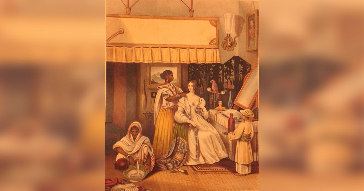 From clothing to recreation: An 1847 book gave British women advice on what to carry to India