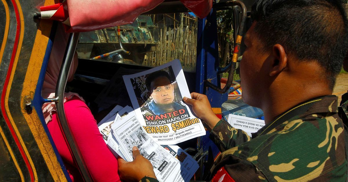 Pro-Islamic State militant and one of FBI's 'most-wanted' killed, says Philippines Army