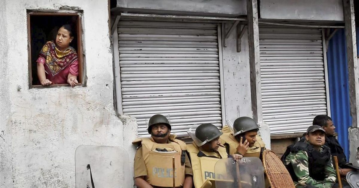 West Bengal: 800 paramilitary personnel continue to be deployed in Darjeeling