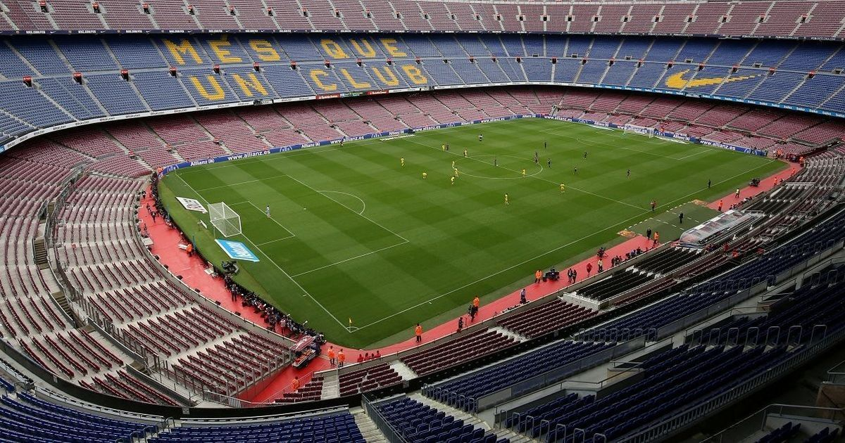 Barcelona's Camp Nou reopens amid political confusion in Catalonia