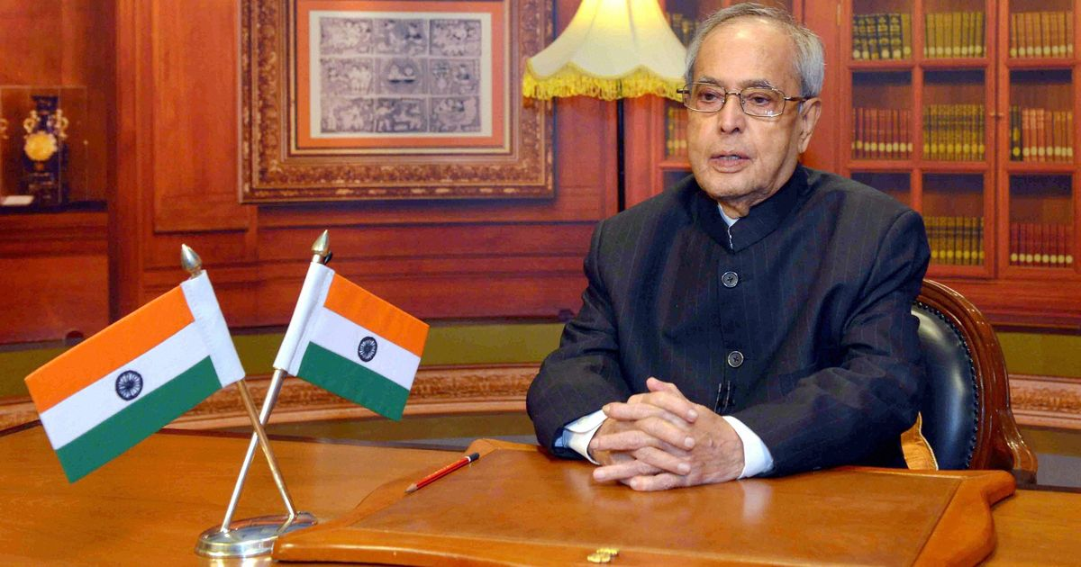 How Pranab Mukherjee used his Presidential campaign for the UPA's ...