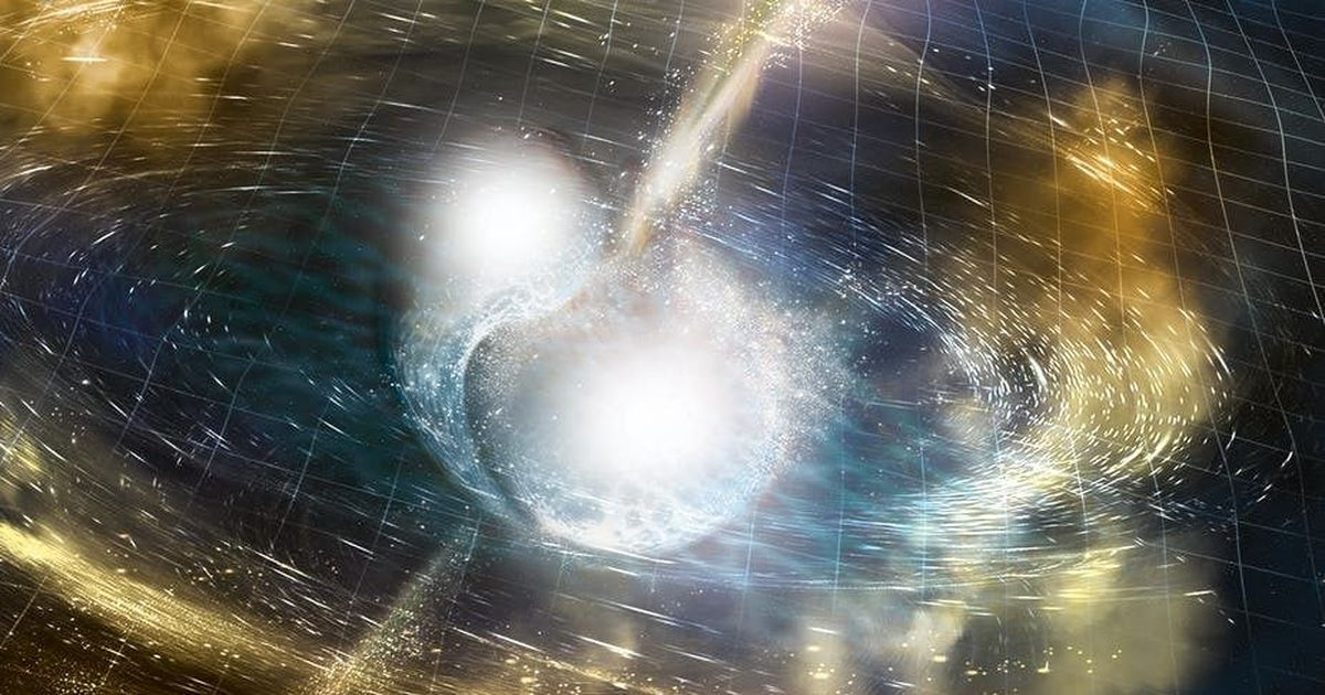 How we discovered gravitational waves from 'neutron stars' – and why it's such a big deal