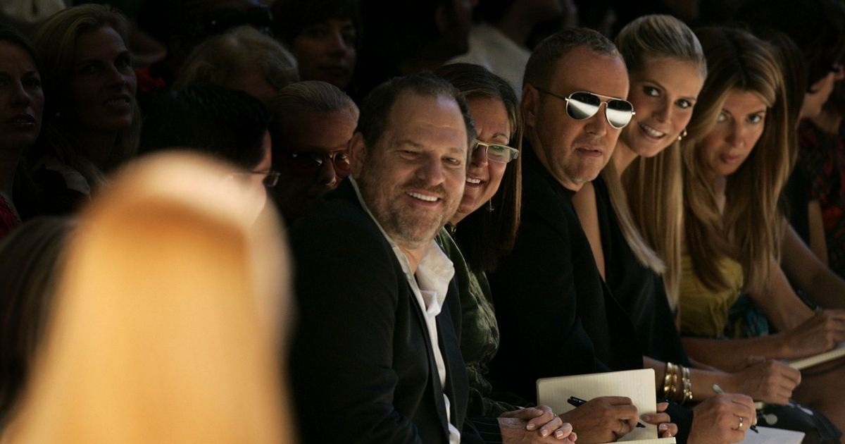 Harvey Weinstein Resigns From The Weinstein Company Board After Complaints Of Sexual Harassment